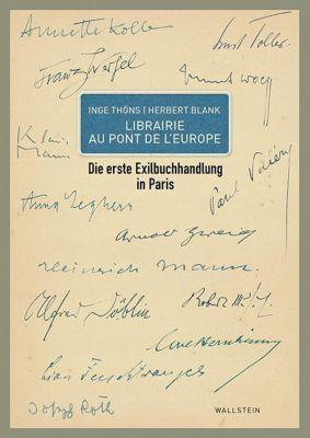 Librairie Au Pont de l`Europe, Inge Thöns