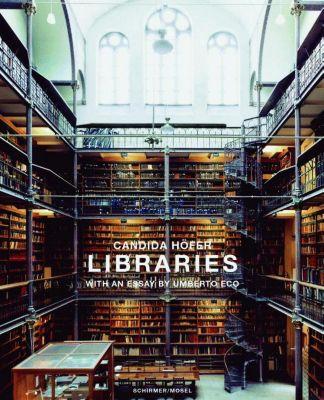 Libraries, Candida Höfer