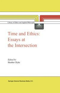 Library of Ethics and Applied Philosophy: Time and Ethics