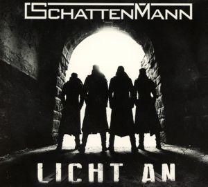 Licht An (Lim.Digipak), Schattenmann