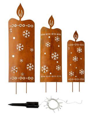 Licht-Deko Kerzen