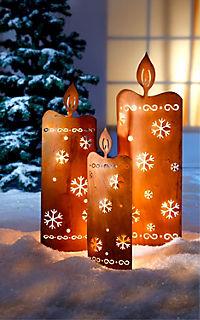 """Licht-Deko """"Kerzen"""" - Produktdetailbild 1"""