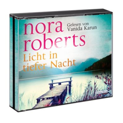 Licht in tiefer Nacht, 6 Audio-CDs, Nora Roberts