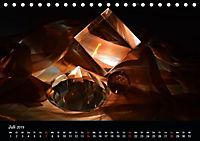 Licht und Glas - Neue Fotoimpressionen (Tischkalender 2019 DIN A5 quer) - Produktdetailbild 2