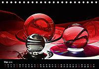Licht und Glas - Neue Fotoimpressionen (Tischkalender 2019 DIN A5 quer) - Produktdetailbild 5