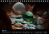 Licht und Glas - Neue Fotoimpressionen (Tischkalender 2019 DIN A5 quer) - Produktdetailbild 4