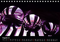 Licht und Glas - Neue Fotoimpressionen (Tischkalender 2019 DIN A5 quer) - Produktdetailbild 8