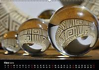 Licht und Glas - Neue Fotoimpressionen (Wandkalender 2019 DIN A2 quer) - Produktdetailbild 3