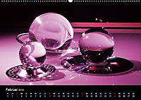 Licht und Glas - Neue Fotoimpressionen (Wandkalender 2019 DIN A2 quer) - Produktdetailbild 2