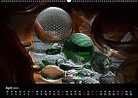 Licht und Glas - Neue Fotoimpressionen (Wandkalender 2019 DIN A2 quer) - Produktdetailbild 4