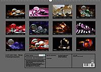 Licht und Glas - Neue Fotoimpressionen (Wandkalender 2019 DIN A2 quer) - Produktdetailbild 13