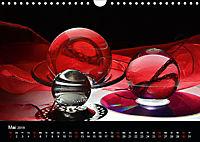 Licht und Glas - Neue Fotoimpressionen (Wandkalender 2019 DIN A4 quer) - Produktdetailbild 5