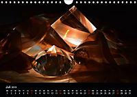 Licht und Glas - Neue Fotoimpressionen (Wandkalender 2019 DIN A4 quer) - Produktdetailbild 7