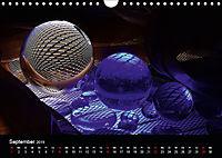 Licht und Glas - Neue Fotoimpressionen (Wandkalender 2019 DIN A4 quer) - Produktdetailbild 9