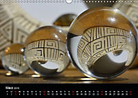 Licht und Glas - Neue Fotoimpressionen (Wandkalender 2019 DIN A3 quer) - Produktdetailbild 3