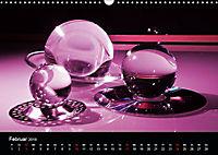 Licht und Glas - Neue Fotoimpressionen (Wandkalender 2019 DIN A3 quer) - Produktdetailbild 2
