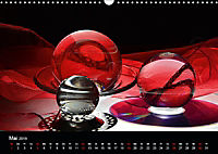 Licht und Glas - Neue Fotoimpressionen (Wandkalender 2019 DIN A3 quer) - Produktdetailbild 5