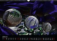 Licht und Glas - Neue Fotoimpressionen (Wandkalender 2019 DIN A3 quer) - Produktdetailbild 6