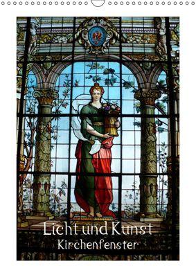 Licht und Kunst (Wandkalender 2019 DIN A3 hoch), Gerhard Niemsch