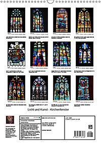 Licht und Kunst (Wandkalender 2019 DIN A3 hoch) - Produktdetailbild 13