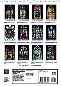 Licht und Kunst (Wandkalender 2019 DIN A4 hoch) - Produktdetailbild 13