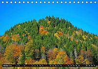 Licht und Schatten - Herbst im Südschwarzwald (Tischkalender 2019 DIN A5 quer) - Produktdetailbild 10
