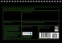 Licht und Schatten - Herbst im Südschwarzwald (Tischkalender 2019 DIN A5 quer) - Produktdetailbild 13