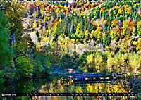 Licht und Schatten - Herbst im Südschwarzwald (Wandkalender 2019 DIN A3 quer) - Produktdetailbild 1