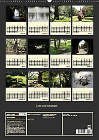 Licht und Schattiges (Wandkalender 2019 DIN A2 hoch) - Produktdetailbild 13