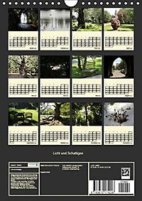 Licht und Schattiges (Wandkalender 2019 DIN A4 hoch) - Produktdetailbild 13