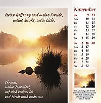 Licht vom unerschöpften Lichte, Postkartenkalender 2018 - Produktdetailbild 11