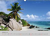 Lichtblicke - Seychellen (Wandkalender 2019 DIN A3 quer) - Produktdetailbild 1