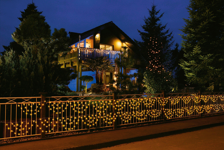 Weihnachtsbeleuchtung Außen Bogen.Lichterkette Bogen Außenset Jetzt Bei Weltbild At Bestellen