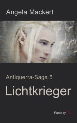 Lichtkrieger, Angela Mackert