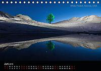 Lichtkunst - Weltreise Markante Bäume (Tischkalender 2019 DIN A5 quer) - Produktdetailbild 6