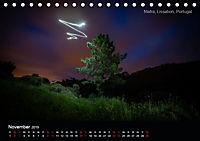 Lichtkunst - Weltreise Markante Bäume (Tischkalender 2019 DIN A5 quer) - Produktdetailbild 11