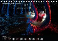 Lichtkunst - Weltreise Markante Bäume (Tischkalender 2019 DIN A5 quer) - Produktdetailbild 10