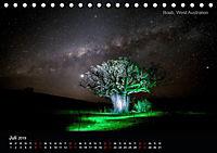 Lichtkunst - Weltreise Markante Bäume (Tischkalender 2019 DIN A5 quer) - Produktdetailbild 7