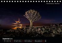 Lichtkunst - Weltreise Markante Bäume (Tischkalender 2019 DIN A5 quer) - Produktdetailbild 9