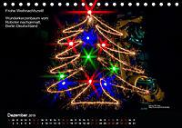 Lichtkunst - Weltreise Markante Bäume (Tischkalender 2019 DIN A5 quer) - Produktdetailbild 12