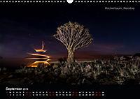Lichtkunst - Weltreise Markante Bäume (Wandkalender 2019 DIN A3 quer) - Produktdetailbild 9