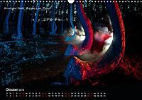 Lichtkunst - Weltreise Markante Bäume (Wandkalender 2019 DIN A3 quer) - Produktdetailbild 10
