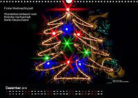 Lichtkunst - Weltreise Markante Bäume (Wandkalender 2019 DIN A3 quer) - Produktdetailbild 12