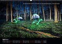 Lichtkunst - Weltreise Markante Bäume (Wandkalender 2019 DIN A2 quer) - Produktdetailbild 4