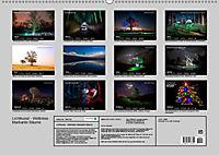 Lichtkunst - Weltreise Markante Bäume (Wandkalender 2019 DIN A2 quer) - Produktdetailbild 13