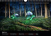 Lichtkunst - Weltreise Markante Bäume (Wandkalender 2019 DIN A4 quer) - Produktdetailbild 4