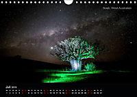 Lichtkunst - Weltreise Markante Bäume (Wandkalender 2019 DIN A4 quer) - Produktdetailbild 7
