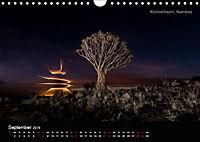 Lichtkunst - Weltreise Markante Bäume (Wandkalender 2019 DIN A4 quer) - Produktdetailbild 9