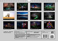 Lichtkunst - Weltreise Markante Bäume (Wandkalender 2019 DIN A4 quer) - Produktdetailbild 13