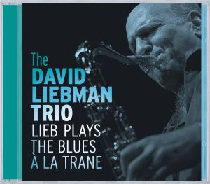 Lieb Plays The Blues À La Tran, The David Liebman Trio